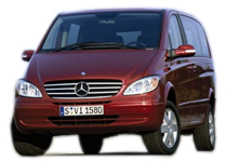 occasion Mercedes-Benz Viano 4Matic allemagne