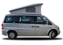 occasion Mercedes-Benz Vito Marco Polo allemagne